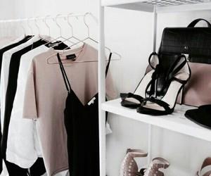 big, closet, and clothes image