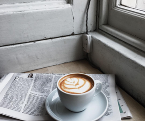 breakfast, morning, and coffee image