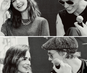 Jamie Campbell Bower and jamily image
