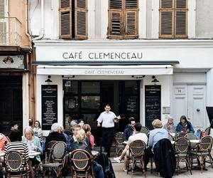 cafe and travel image