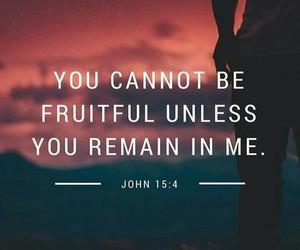faith, fruit, and god image
