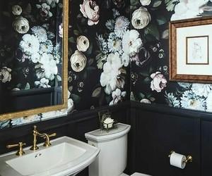 home, déco, and salle de bain image
