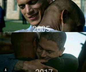 prison break, tv series, and wentworth miller image
