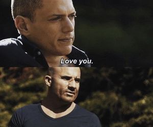 prison break, tv series, and michael scofield image