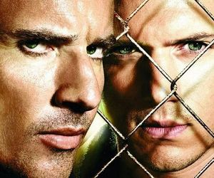 prison break, lincoln burrows, and tv series image