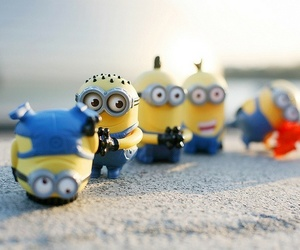 minions and toys image