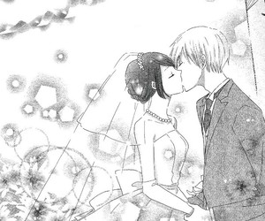 couple, manga, and shoujo image