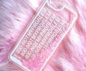 pink, aesthetic, and iphone image