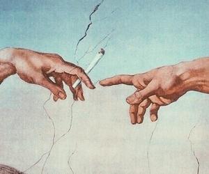 art, painting, and random image