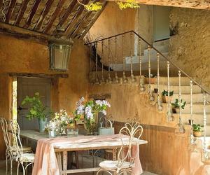 cottage, garden, and vintage image