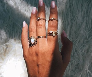 nails and stargaze jewelry image