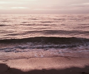 aesthetic, beach, and beautiful nature image