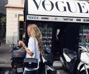 fashion, vogue, and outfit image