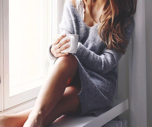 coffee, beauty, and style image