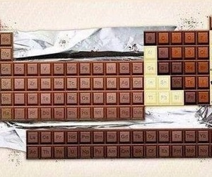 chemistry, chocolate, and pse image