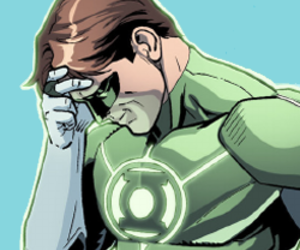 justice league, tumblr, and green lantern image
