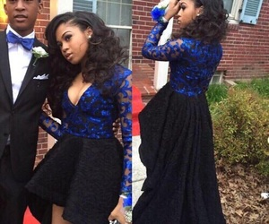Prom, beautiful, and goals image