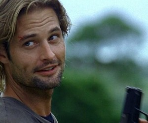 lost, sawyer, and Josh Holloway image
