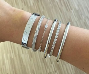 accessories, beautiful, and pulseira image