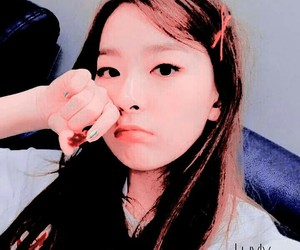 edit, fake, and seulgi image