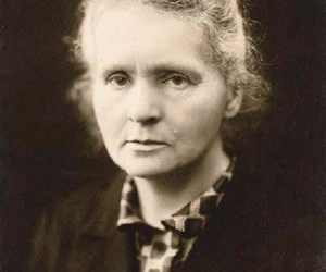 marie curie image