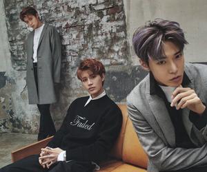 nct, doyoung, and jaehyun image