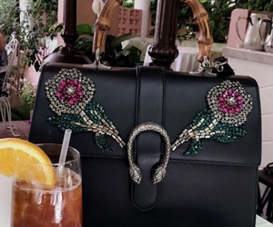 bags, brunch, and chic image