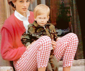 diana and prince harry image