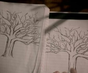 teen wolf, draw, and lydia image