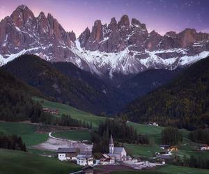 landscape, paradise, and nature image