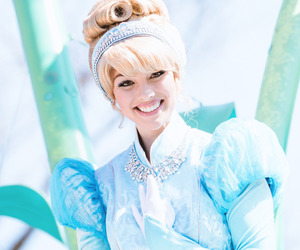 cinderella, tdl, and disney image