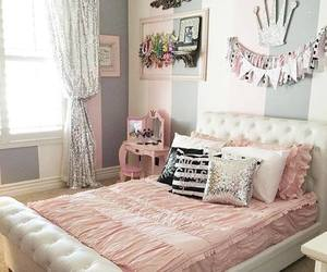 bed room, rooms, and cute image