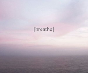 breathe, ocean, and photography image