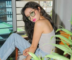 asian fashion, korean, and fashion image