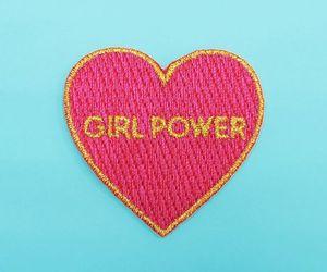 girl power, girl, and power image
