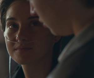 the fault in our stars, hazel grace, and Shailene Woodley image