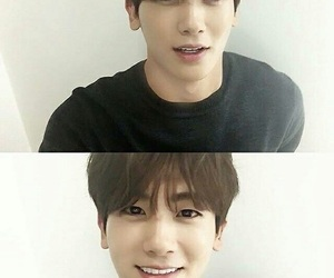 baby, eyesmile, and k-actor image