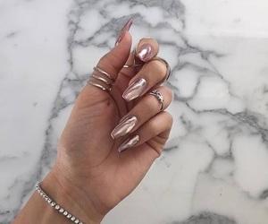 fashion, jewelry, and nail polish image