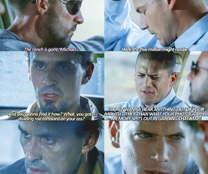 prison break, television, and quotes image