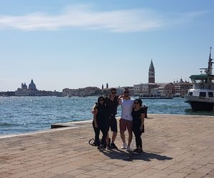 canal grande, italien, and italy image