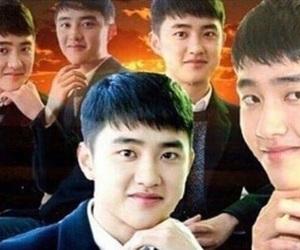 exo, kpop, and meme image
