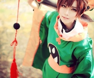 cosplay, anime, and card captor sakura image