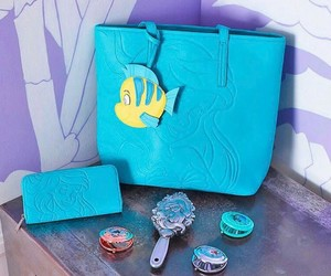 bags, fashion, and mermaids image