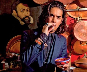 avan jogia and boy image