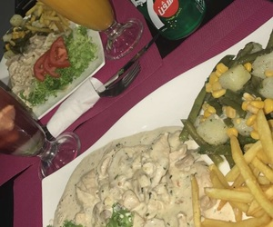 food, morocco, and assiette image