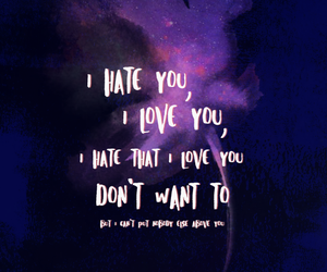lyric, music, and songs image