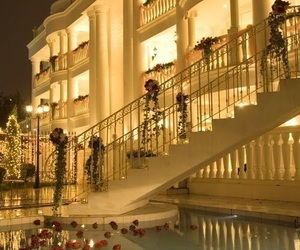 beautiful, house, and romantic image