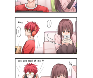 707, mystic messenger, and waraable image