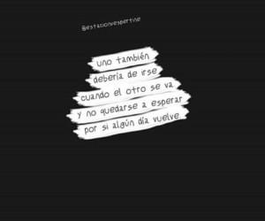 amor, black and white, and desamor image