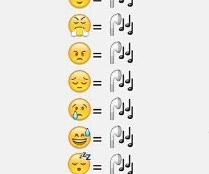 music, angry, and happy image